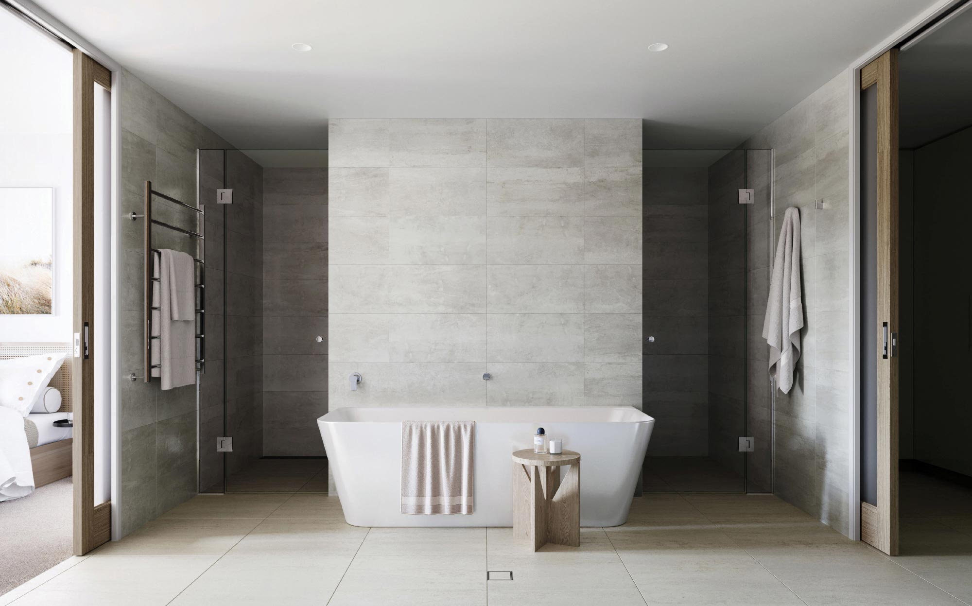 Lumina Residences - L2 Bathroom